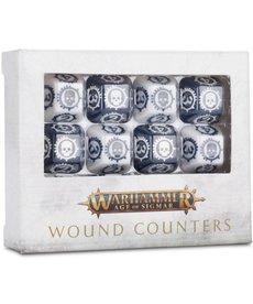 Games Workshop - GAW Warhammer Age of Sigmar - Wound Counters
