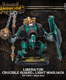 Privateer Press - PIP Warmachine - Crucible Guard - Liberator - Light Warjack