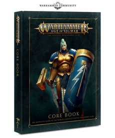 Games Workshop - GAW Warhammer Age of Sigmar - Core Book