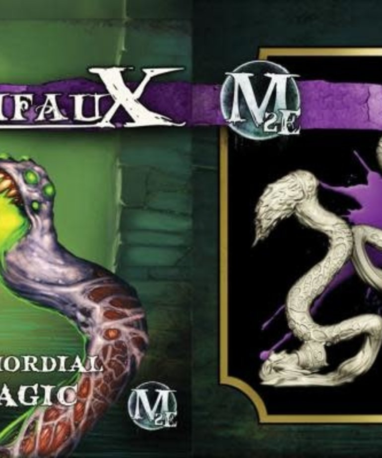Wyrd Miniatures - WYR CLEARANCE Primordial Magic
