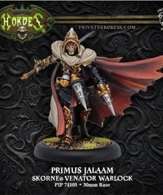 Privateer Press - PIP Hordes - Skorne - Primus Jalaam - Venator Warlock (Jalaam 1)