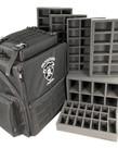 Battle Foam - BAF Battle Foam: Bags - Privateer Press - Standard Loadout Backpack - Black (Domestic Orders Only)