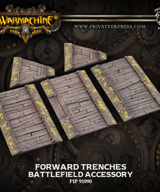 Privateer Press - PIP Warmachine - Forward Trenches - Battlefield Accessory
