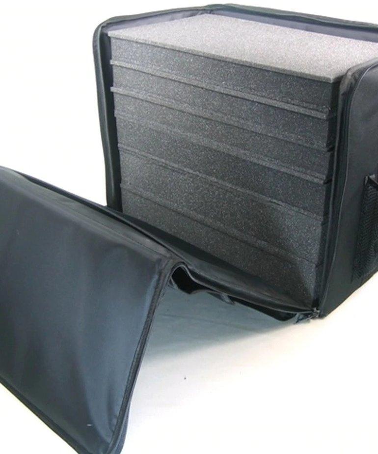 Battle Foam - BAF Battle Foam: Bags - Privateer Press - Warmachine Bag - Pluck Foam Load Out - Black