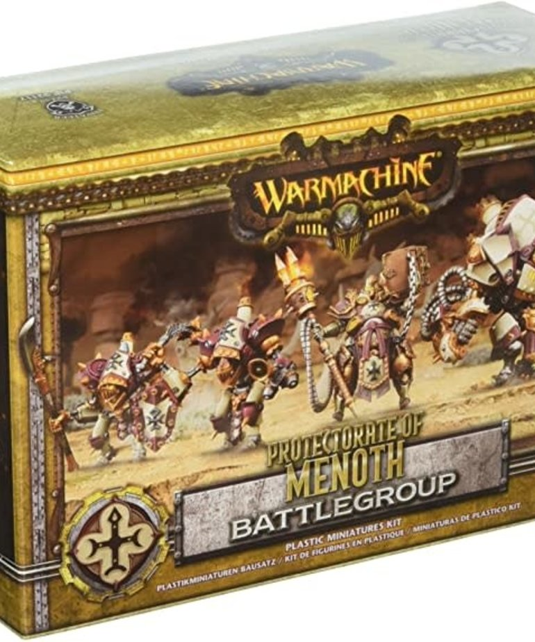 Privateer Press - PIP Warmachine - Protectorate of Menoth - Battlegroup MK III