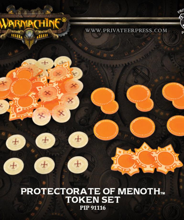 Privateer Press - PIP Warmachine - Protectorate of Menoth - Token Set Mark III