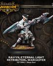 Privateer Press - PIP Warmachine - Retribution of Scyrah - Ravyn, Eternal Light - Warcaster (Ravyn 1)