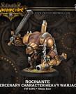 Privateer Press - PIP Warmachine - Mercenaries - Rocinante - Character Heavy Warjack