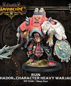Privateer Press - PIP Warmachine - Khador - Ruin - Character Heavy Warjack