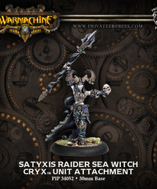 Privateer Press - PIP Satyxis Raider Sea Witch
