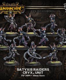 Privateer Press - PIP Satyxis Raiders