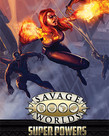 CLEARANCE Savage Worlds: Super Powers Companion (DOMESTIC ONLY)