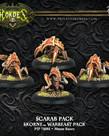 Privateer Press - PIP Hordes - Skorne - Scarab Pack - Warbeast Pack