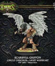 Privateer Press - PIP Hordes - Circle Orboros - Scarsfell Griffon - Light Warbeast