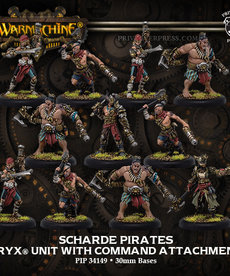 Privateer Press - PIP Scharde Pirates