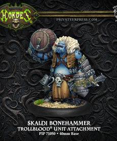 Privateer Press - PIP Hordes - Trollbloods - Skaldi Bonehammer - Unit Attachment