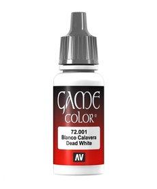 Vallejo - VJP Vallejo: Game Color - Dead White