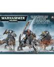 Games Workshop - GAW Warhammer 40k - Space Wolves - Thunderwolf Cavalry