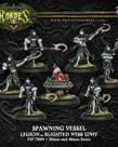 Privateer Press - PIP Hordes - Legion of Everblight -Spawning Vessel Blighted Nyss Unit