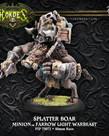 Privateer Press - PIP Hordes - Minions - Splatter Boar - Farrow Light Warbeast