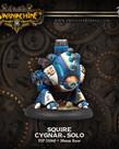 Privateer Press - PIP Warmachine - Cygnar - Squire - Solo