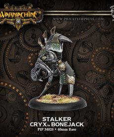 Privateer Press - PIP Warmachine - Cryx - Stalker - Bonejack