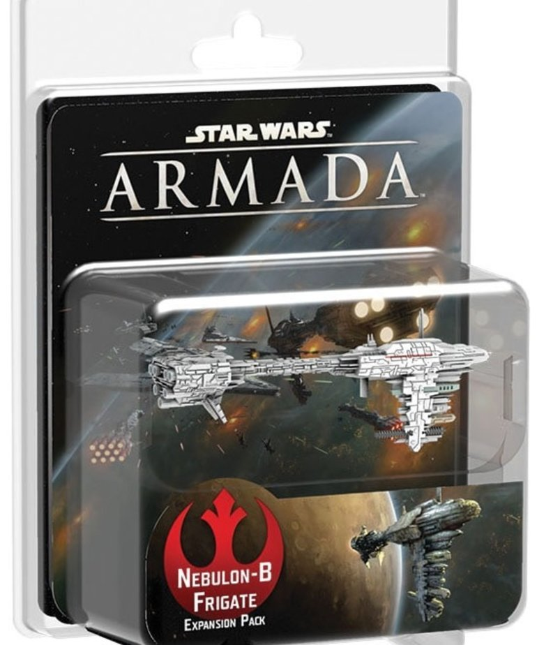Fantasy Flight Games - FFG Star Wars: Armada - Nebulon-B Frigate - Expansion Pack