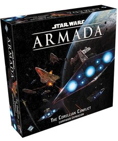 Fantasy Flight Games - FFG Star Wars: Armada - The Corellian Conflict - Campaign Expansion