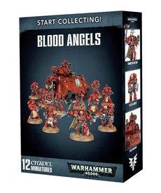 Games Workshop - GAW Warhammer 40K - Start Collecting!: Blood Angels
