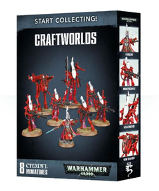 Games Workshop - GAW Warhammer 40k - Start Collecting!: Craftworlds