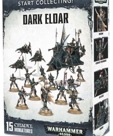 Games Workshop - GAW Warhammer 40k - Start Collecting!: Dark Eldar
