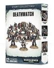 Games Workshop - GAW Warhammer 40K - Start Collecting!: Deathwatch