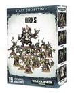 Games Workshop - GAW Warhammer 40K - Start Collecting! - Orks