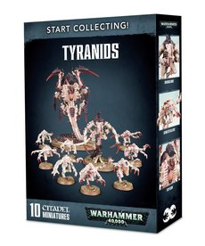 Games Workshop - GAW Warhammer 40K - Start Collecting!: Tyranids