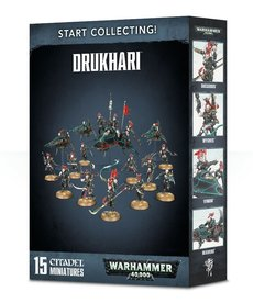 Games Workshop - GAW Warhammer 40K - Start Collecting!: Drukhari