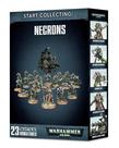 Games Workshop - GAW Warhammer 40k - Start Collecting!: Necrons