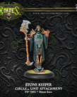 Privateer Press - PIP Hordes - Circle Orboros - Stone Keeper - Unit Attachment