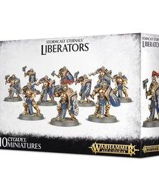 Games Workshop - GAW Warhammer Age of Sigmar - Stormcast Eternals - Liberators