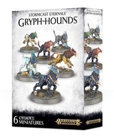 Games Workshop - GAW Warhammer Age of Sigmar - Stormcast Eternals - Gryph-Hounds