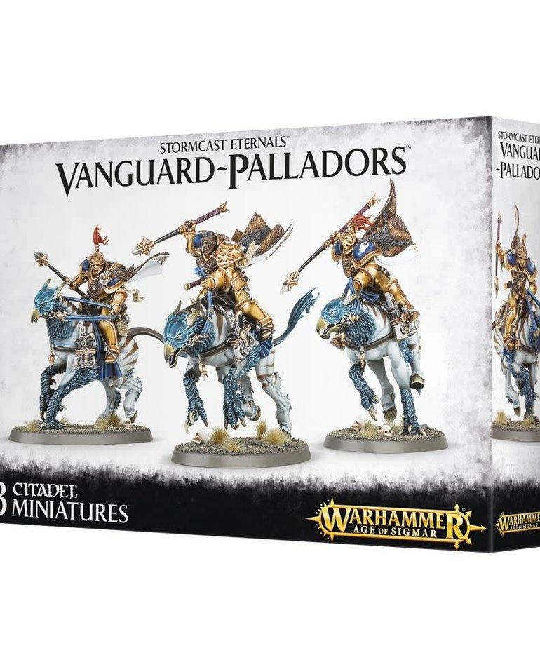 Games Workshop - GAW Warhammer Age of Sigmar - Stormcast Eternals - Vanguard-Palladors