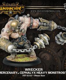 Privateer Press - PIP Subduer / Warden / Wrecker