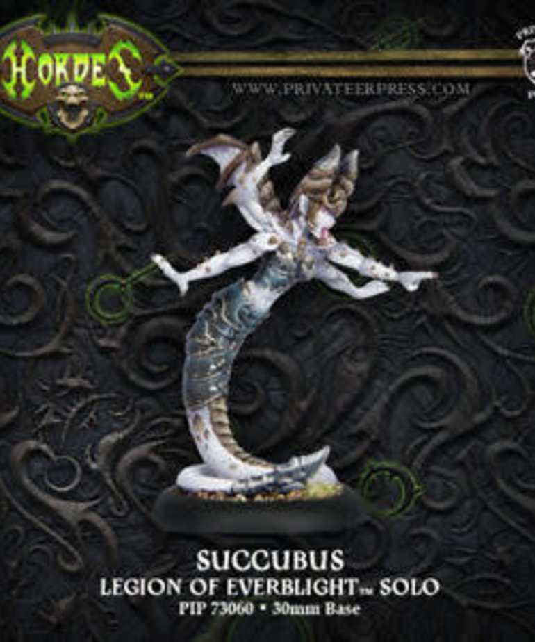 Privateer Press - PIP Hordes - Legion of Everblight - Succubus - Solo