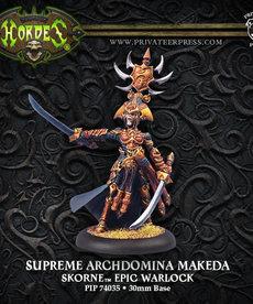 Privateer Press - PIP Hordes - Skorne - Supreme Archdomina Makeda - Epic Warlock (Makeda 2)