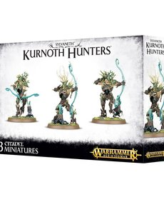 Games Workshop - GAW Warhammer Age of Sigmar - Sylvaneth - Kurnoth Hunters