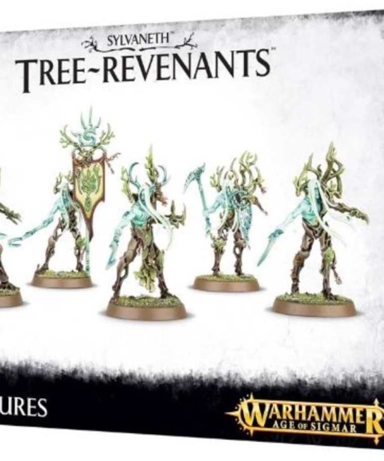 Games Workshop - GAW Warhammer Age of Sigmar - Sylvaneth - Tree-Revenants