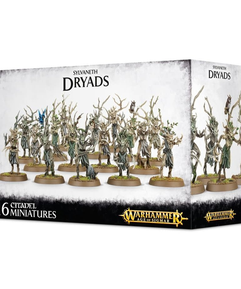 Games Workshop - GAW Warhammer Age of Sigmar - Sylvanth - Dryads