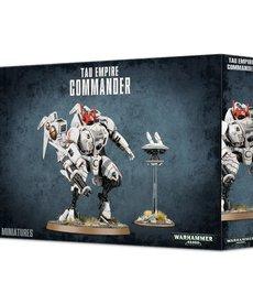 Games Workshop - GAW Warhammer 40K - Tau Empire - Commander