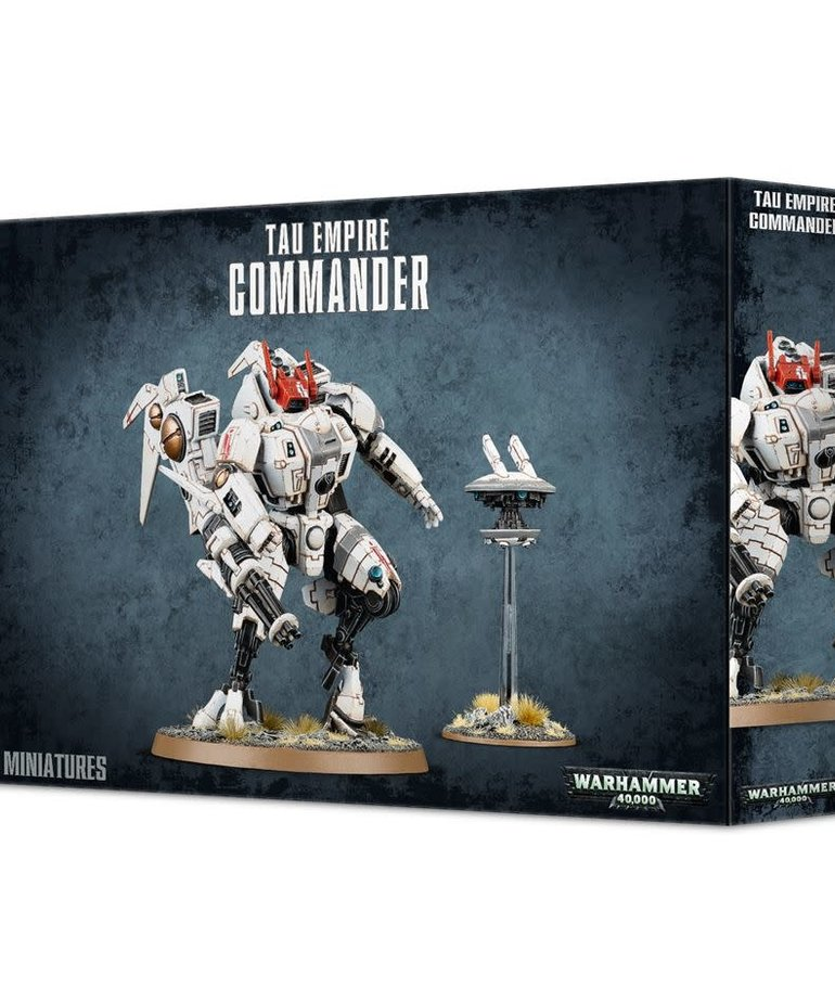 Games Workshop - GAW Warhammer 40K - Tau Empire - Commander
