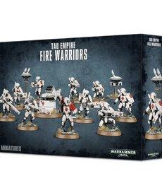 Games Workshop - GAW Warhammer 40K - Tau Empire - Fire Warriors