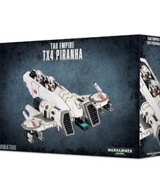 Games Workshop - GAW Warhammer 40k - Tau - TX4 Piranha T'au